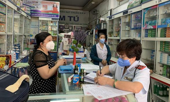 5 nhà thuốc ở TP.HCM vi phạm về kinh doanh thiết bị y tế - Ảnh 1.