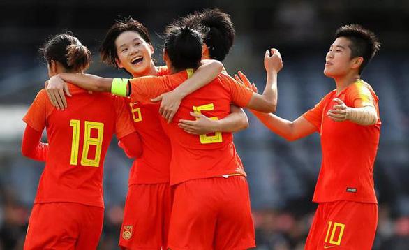 Trung Quốc mượn sân của Úc nếu gặp tuyển nữ Việt Nam ở vòng play-off - Ảnh 1.
