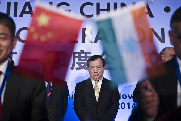 Trung Quốc thay trưởng Văn phòng sự vụ Hong Kong và Macau - Ảnh 1.