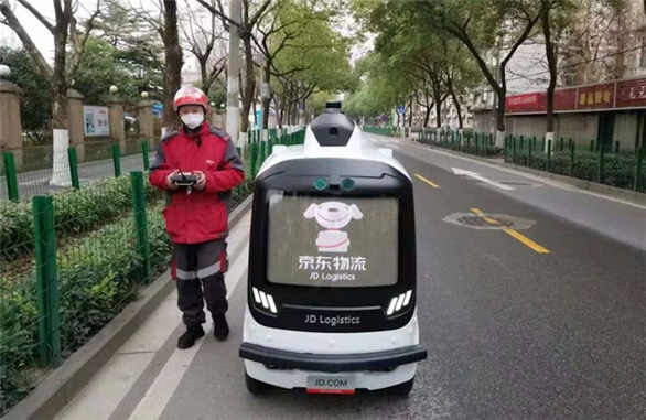 Các ông lớn công nghệ Trung Quốc góp sức chống dịch - Ảnh 5.