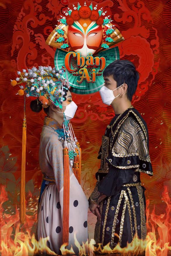 Châu Đăng Khoa mang Orange trở lại bằng Chân ái - Ảnh 4.