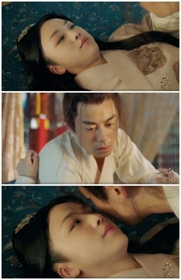 Trở lại màn ảnh nhỏ sau 12 năm vắng bóng, Thang Duy hóa hoàng hậu Quyền lực vương triều - Ảnh 4.
