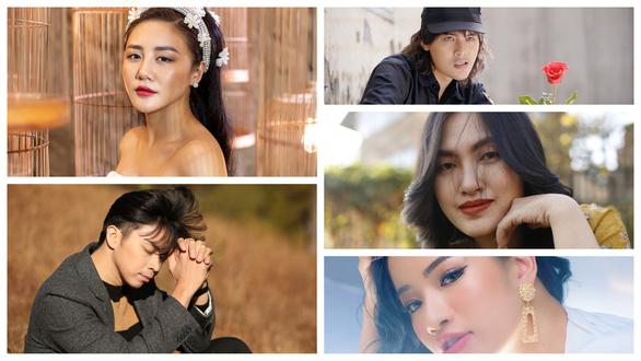 Văn Mai Hương, Nguyên Hà, Lân Nhã mang tình buồn cho mùa Valentine - Ảnh 1.