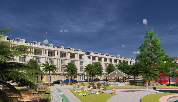 Khu dân cư Thăng Long vững bước an cư - đầu tư thăng hoa - Ảnh 3.