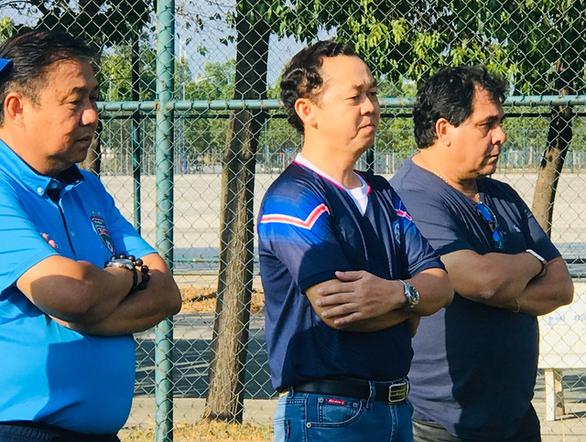 V-League 2020 còn chưa đá, B.Bình Dương đã thay HLV mới sau 2 tháng - Ảnh 1.