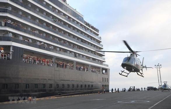 Phát hiện khách của du thuyền Westerdam vừa cập cảng Campuchia nhiễm COVID-19 - Ảnh 4.