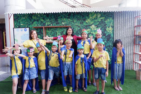 Dạy trẻ bảo vệ môi trường - Ảnh 1.