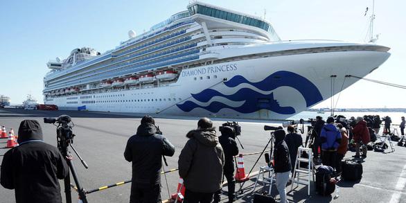 Thêm 67 người dương tính với COVID-19 trên du thuyền Diamond Princess - Ảnh 2.