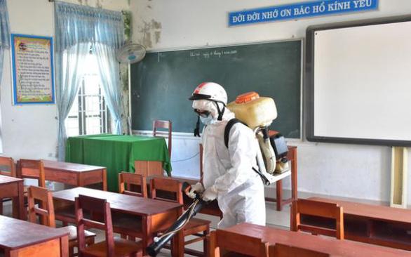 Tất cả 63 tỉnh, thành phố tiếp tục cho học sinh nghỉ học - Ảnh 1.