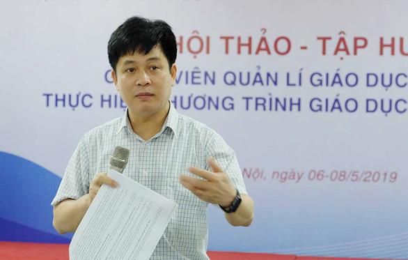 Bộ GD-ĐT quyết định sẽ lùi thời gian năm học 2 - 3 tuần - Ảnh 2.