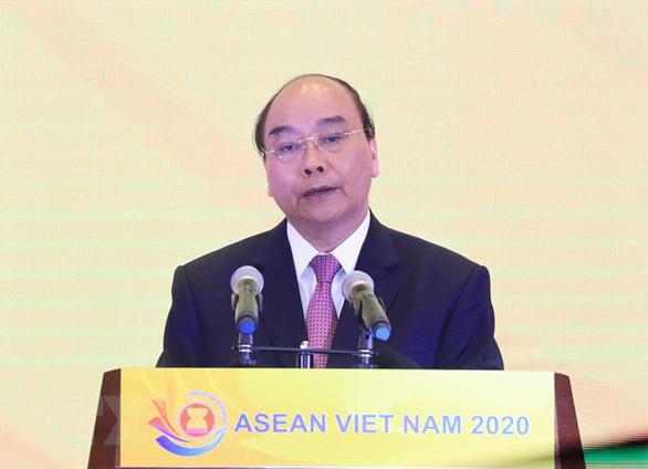 Việt Nam ra tuyên bố chủ tịch ASEAN về ứng phó dịch COVID-19 - Ảnh 1.
