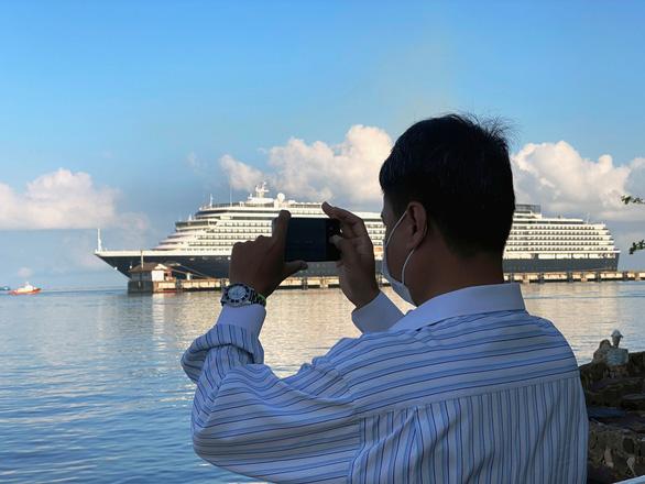 Hãng quản lý du thuyền MS Westerdam: Kết quả từ Malaysia chưa phải kết luận cuối - Ảnh 1.