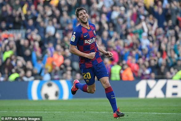 Messi 'tịt ngòi', Barcelona chật vật vượt qua Getafe - Ảnh 2.