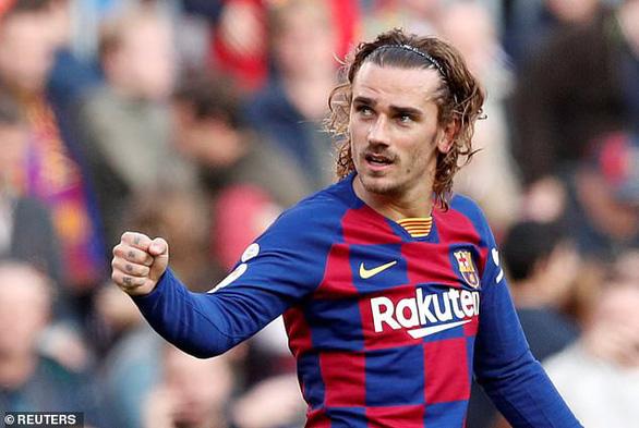 Messi 'tịt ngòi', Barcelona chật vật vượt qua Getafe - Ảnh 1.