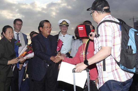 Nhật gửi viện trợ y tế giúp Campuchia chống dịch COVID-19 - Ảnh 3.