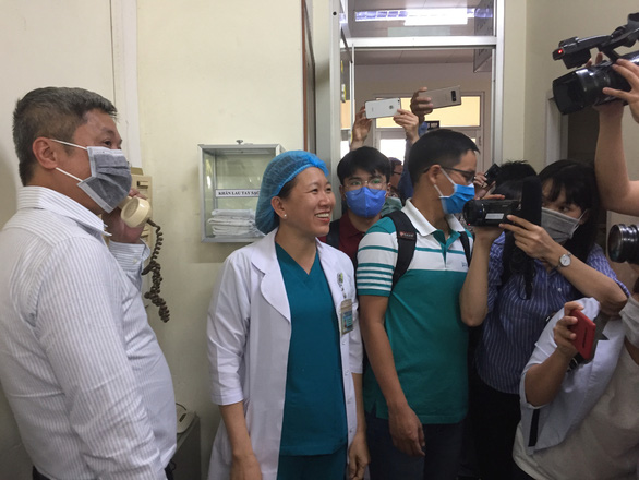 Việt kiều nhiễm virus corona tại TP.HCM đã 5 lần âm tính, chờ xuất viện - Ảnh 1.