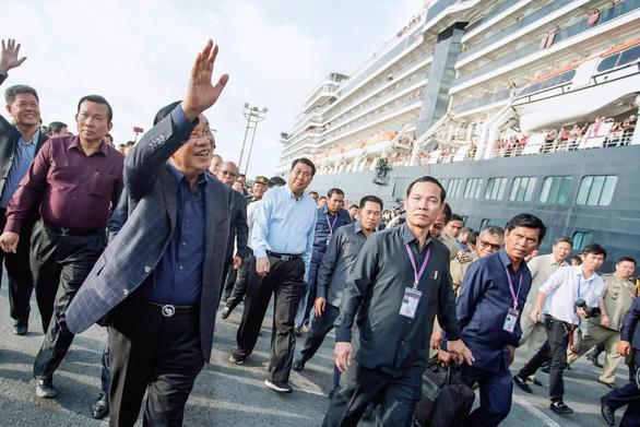 Bộ Y tế Campuchia bác thông tin nói ông Hun Sen nhiễm virus corona - Ảnh 1.