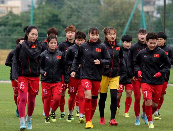 Chuẩn bị gặp tuyển Úc, trung vệ Chương Thị Kiều trở lại đội tuyển nữ Việt Nam - Ảnh 1.