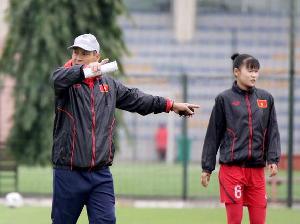 Chuẩn bị gặp tuyển Úc, trung vệ Chương Thị Kiều trở lại đội tuyển nữ Việt Nam - Ảnh 2.