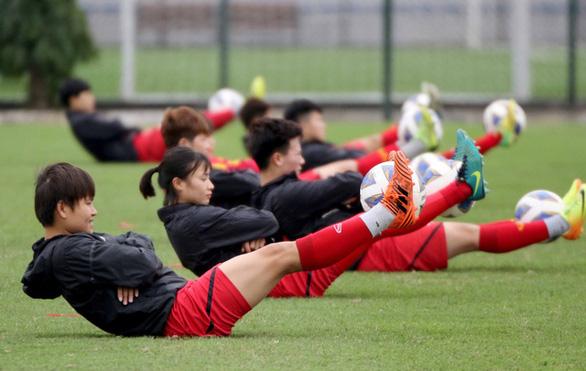 Chuẩn bị gặp tuyển Úc, trung vệ Chương Thị Kiều trở lại đội tuyển nữ Việt Nam - Ảnh 3.