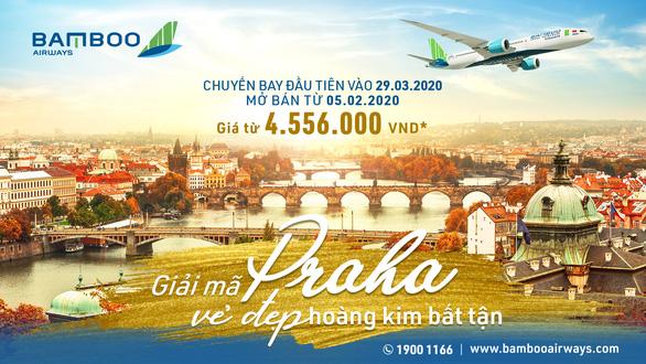 Bamboo Airways liên tiếp mở bán vé nhiều đường bay quốc tế - Ảnh 4.
