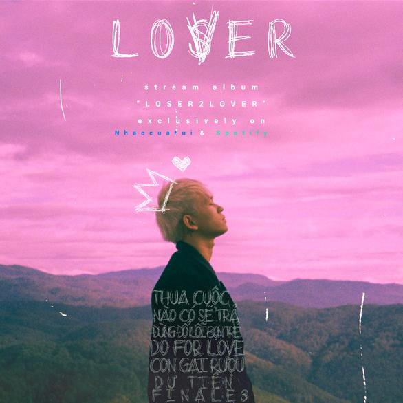 MV Do for love lọt top 2 trending, B Ray ra mắt album Loser2Love - Ảnh 3.