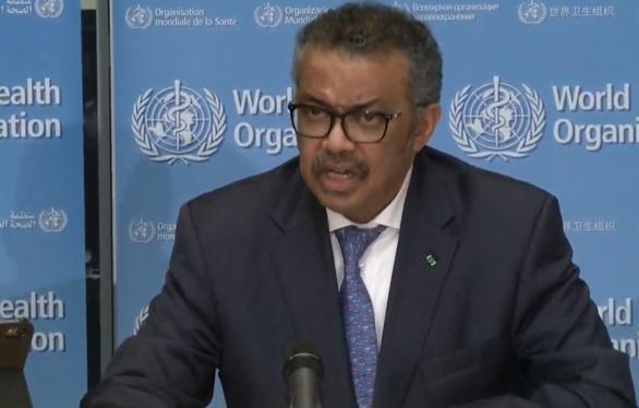 Tổng giám đốc WHO: Cần thận trọng trước số liệu có xu hướng giảm của Trung Quốc - Ảnh 1.