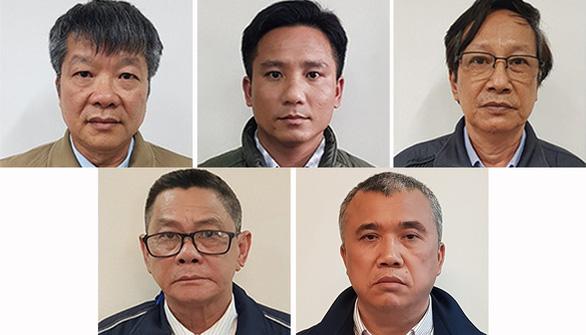 Khởi tố 5 nguyên lãnh đạo các gói thầu dự án cao tốc Đà Nẵng - Quảng Ngãi - Ảnh 1.