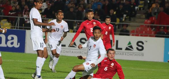 FIFA nghi ngờ tuyển Myanmar bán độ ở vòng loại World Cup 2022 - Ảnh 1.