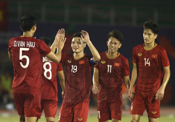 Đội tuyển Việt Nam đá giao hữu với Kyrgyzstan vào ngày 26-3 - Ảnh 1.