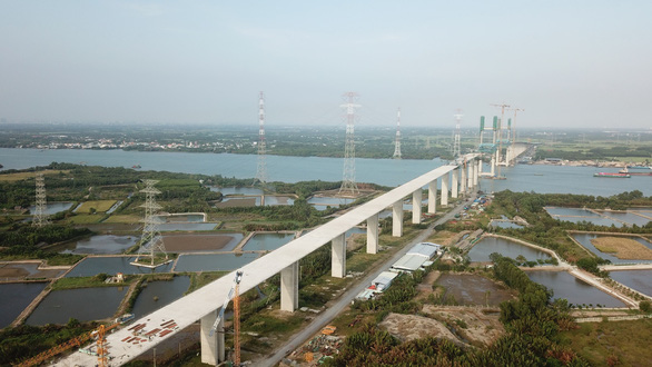 Thiệt hại 70 triệu USD, VEC đề xuất dừng thi công cao tốc Bến Lức - Long Thành - Ảnh 1.