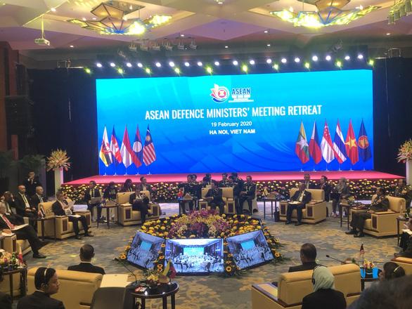 Việt Nam ưu tiên thúc đẩy ASEAN đoàn kết, không phải chọn phe - Ảnh 1.