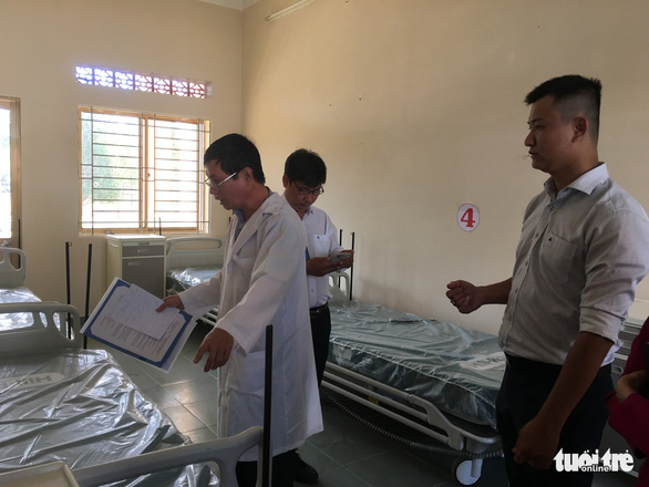 Cận cảnh Bệnh viện dã chiến Củ Chi cho người cách ly vì COVID-19 - Ảnh 7.