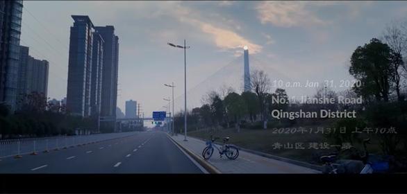 Phim tài liệu Đêm trường Vũ Hán gây bão mạng xã hội Trung Quốc - Ảnh 4.