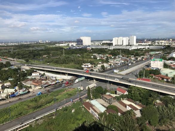 TP.HCM xây cầu Mỹ Thủy 3  xóa kẹt xe cảng biển Cát Lái - Ảnh 2.