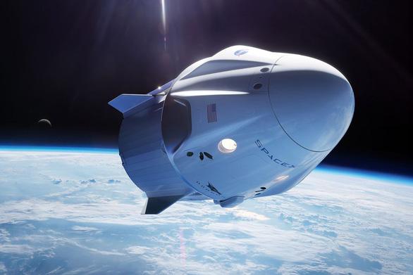 5 ngày bay vòng quanh trái đất với SpaceX, bạn dám không? - Ảnh 1.