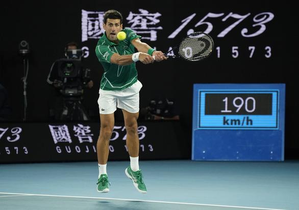 Đánh bại Thiem, Djokovic lần thứ 8 vô địch Giải Úc mở rộng - Ảnh 3.
