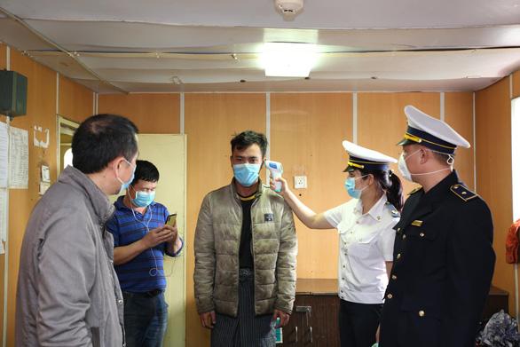 Hà Tĩnh không cấp thị thực thuyền viên Trung Quốc nhập cảng - Ảnh 1.
