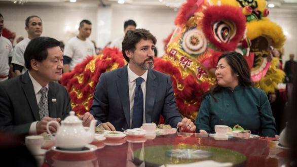 Thủ tướng Canada cảnh báo tình trạng kỳ thị người Trung Quốc do virus corona - Ảnh 1.