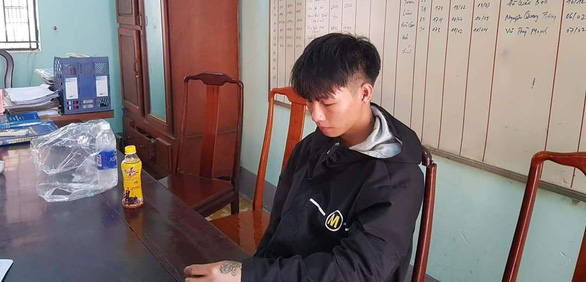 Khởi tố thanh niên đâm chết một công an đêm Valentine - Ảnh 1.