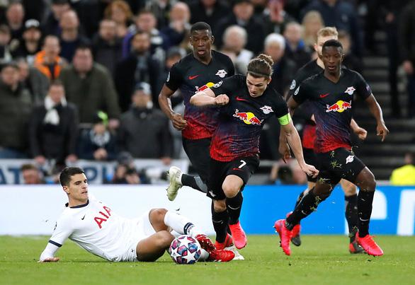 Vắng Son Heung Min, Tottenham thua Leipzig trên sân nhà - Ảnh 2.