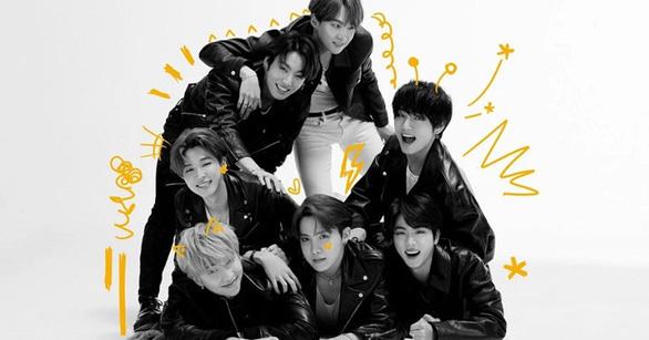 K-Pop bùng nổ toàn cầu, Boy with luv của BTS được streaming 380 triệu lượt - Ảnh 2.