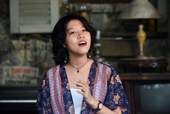 Gặp Hoàng Trang - giọng ca trẻ hát nhạc Trịnh Công Sơn đang gây sốt - Ảnh 1.