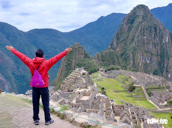 Liều mình đặt vé máy bay, lang thang Nam Mỹ 2 tháng - Ảnh 2.