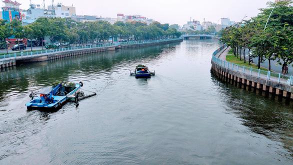 Sẽ nạo vét khoảng 122.000m3 bùn ở tuyến kênh Nhiêu Lộc - Thị Nghè - Ảnh 2.