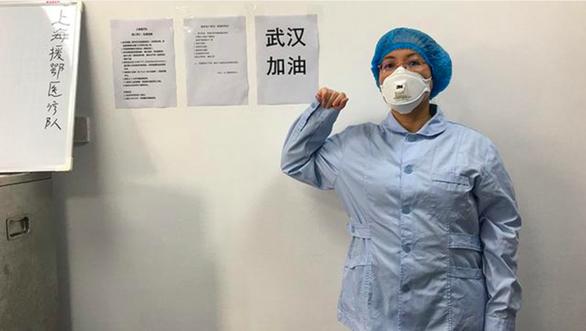 Trang nhật ký của một nữ bác sĩ ở Vũ Hán - Ảnh 1.