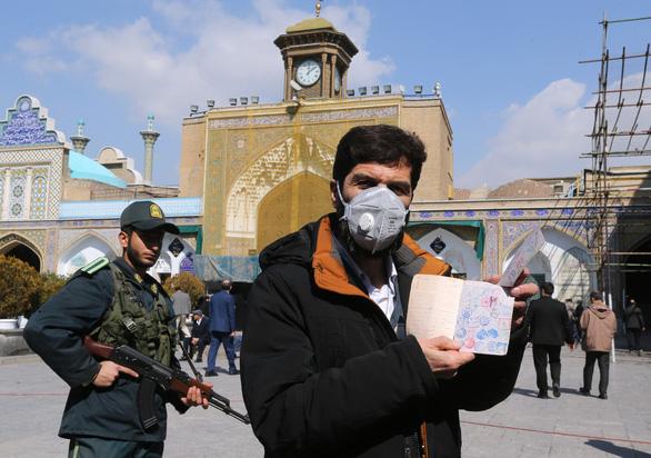 NÓNG: 4 người ở Iran tử vong do nhiễm COVID-19 - Ảnh 1.