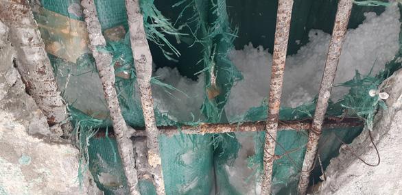 Sự cố cầu cốt xốp ở Hà Tĩnh: do nhà thầu thi công ẩu - Ảnh 2.