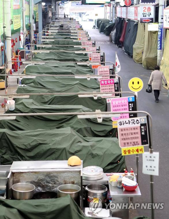 Cả trăm người nhiễm COVID-19 ở Daegu Hàn Quốc: Liên quan một nhà thờ - Ảnh 6.