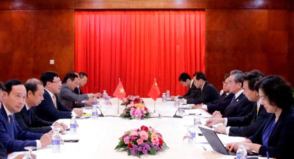 Ông Vương Nghị đề nghị sớm khôi phục cho công dân Trung Quốc sang Việt Nam - Ảnh 1.